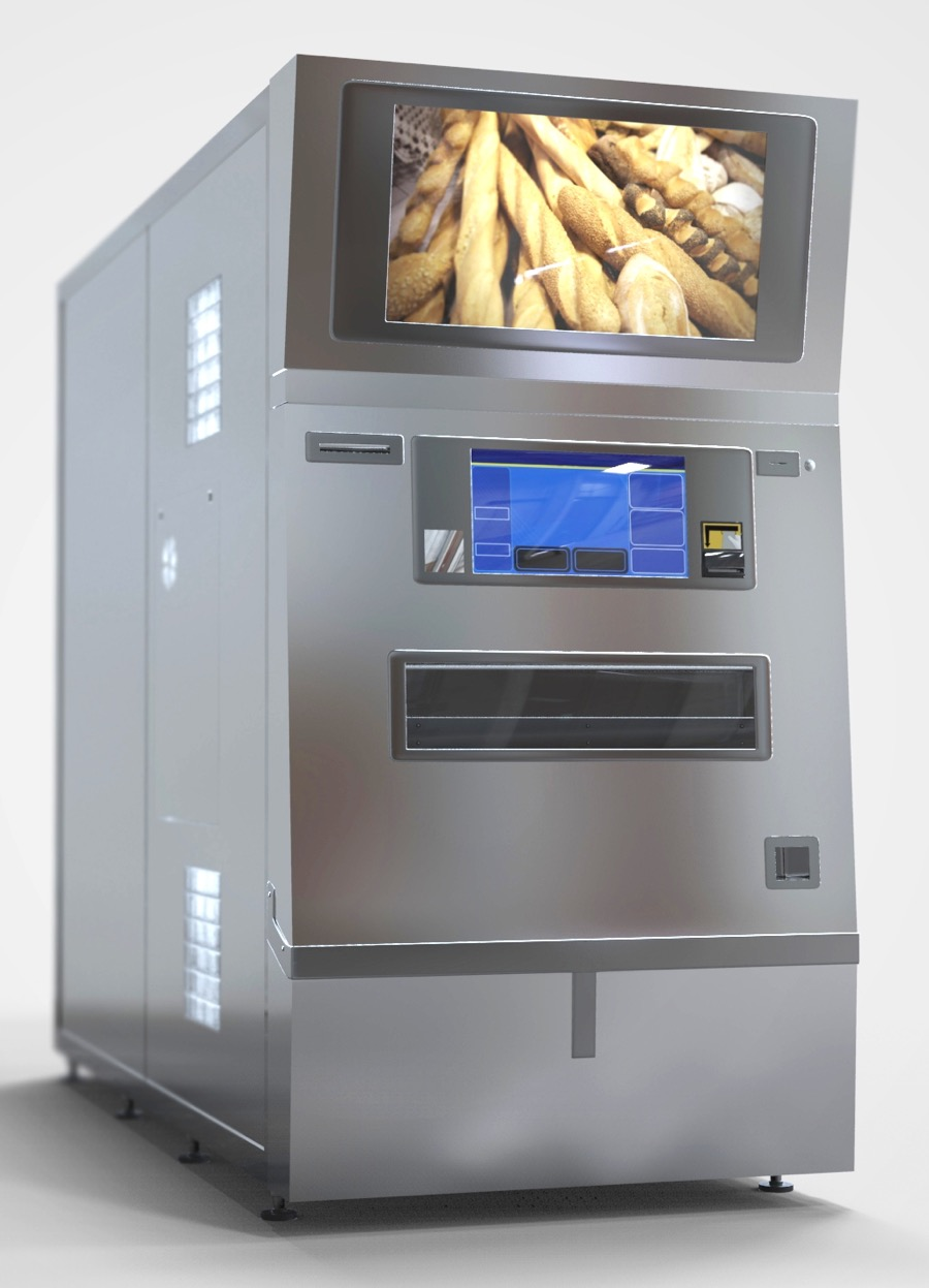 PANIVENDING - Salon ABC-PRO - photo 1